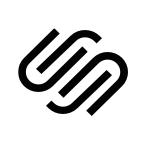 Squarespace square logo