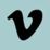 Vimeo square logo
