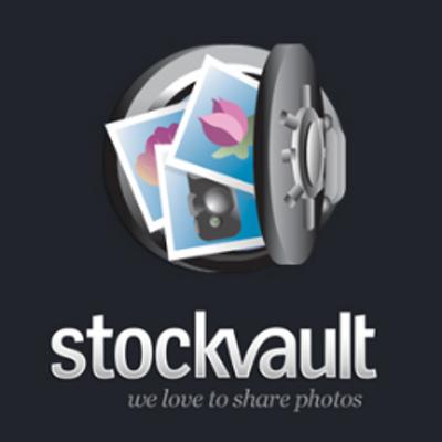 Stock Vault logo