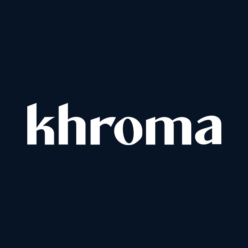 Khroma logo